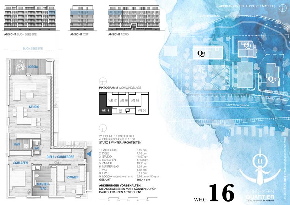 Wohnung 16